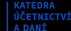 Katedra účetnictví a daní