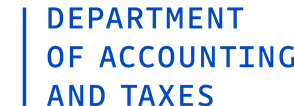Department of Accounting and Taxes