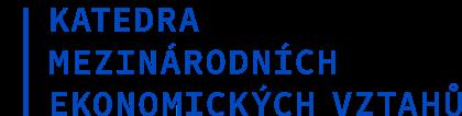 Katedra mezinárodních ekonomických vztahů